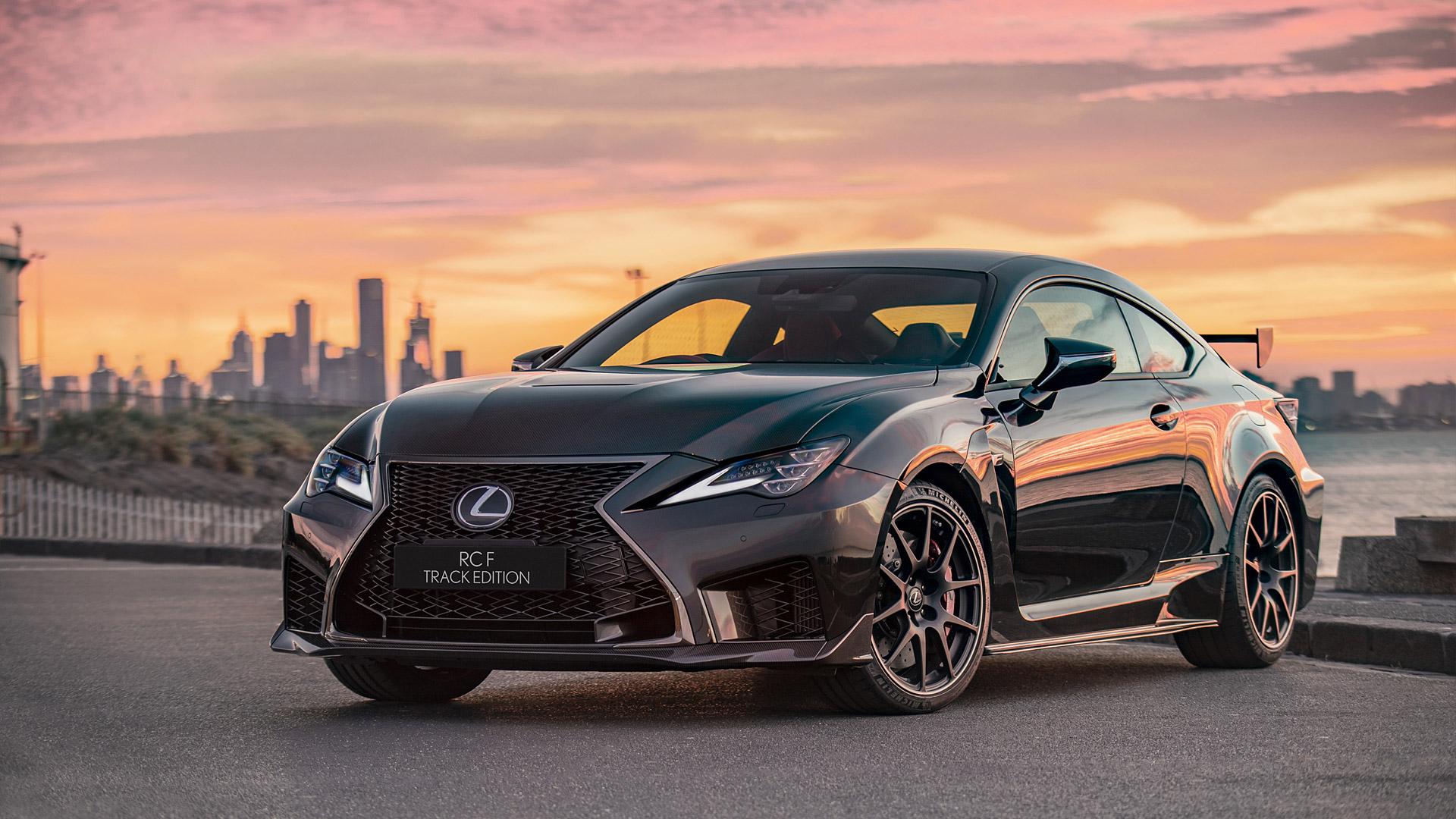 Lexus U.S Sales Figures