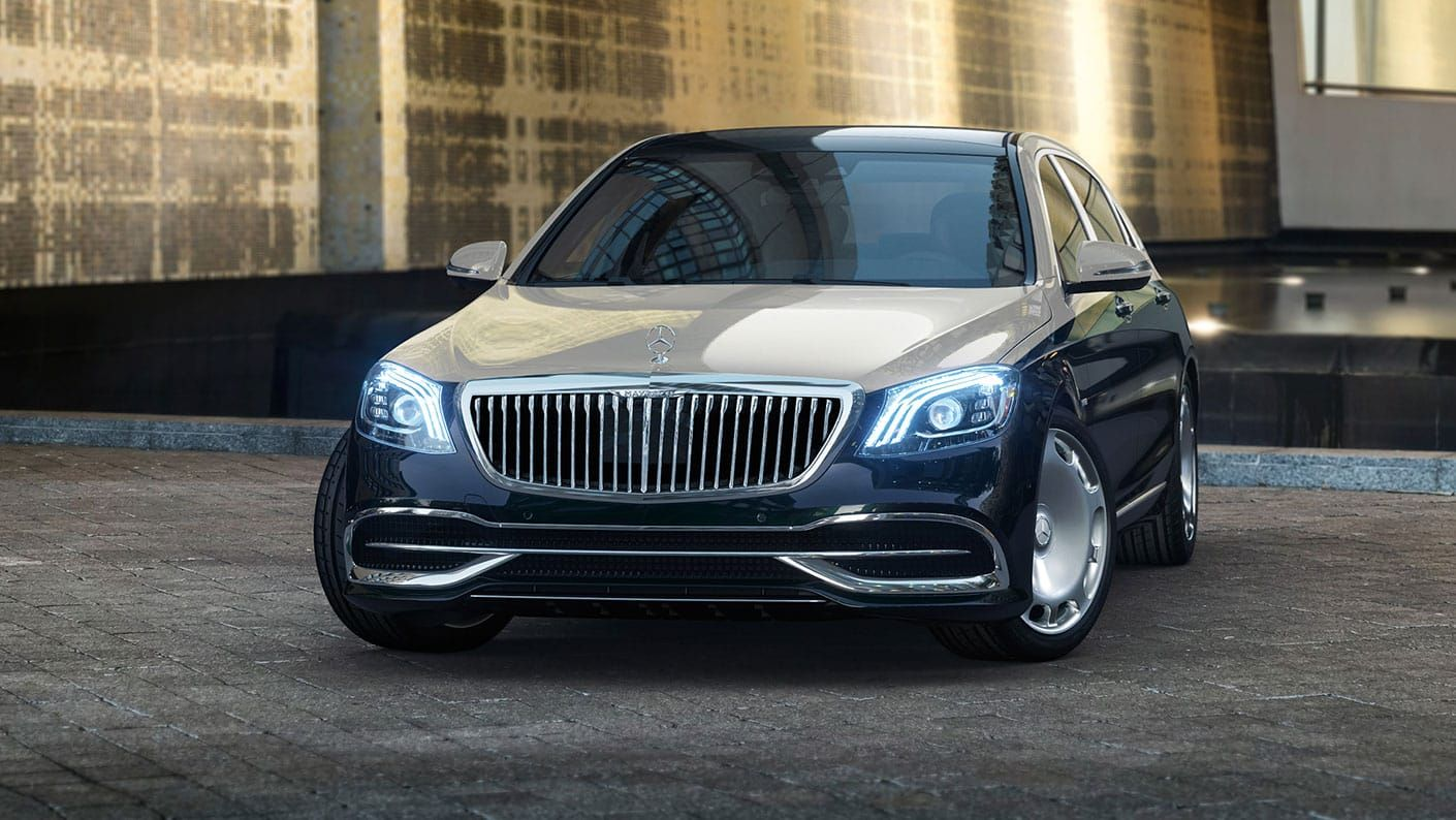 Maybach U.S Sales Figures