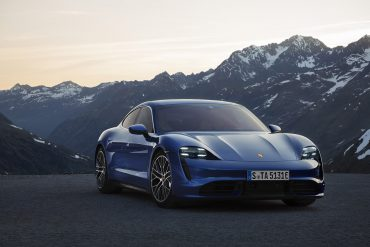 Porsche Sales Data US