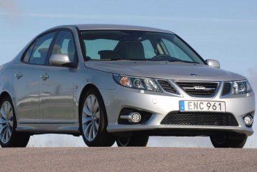 Saab U.S Sales Figures