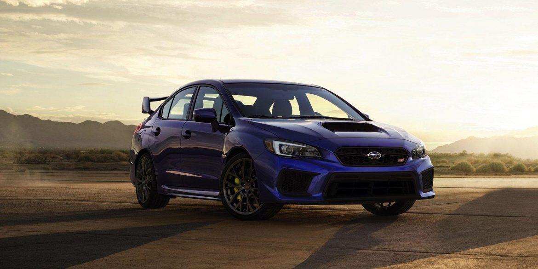 Subaru US Sales Figures