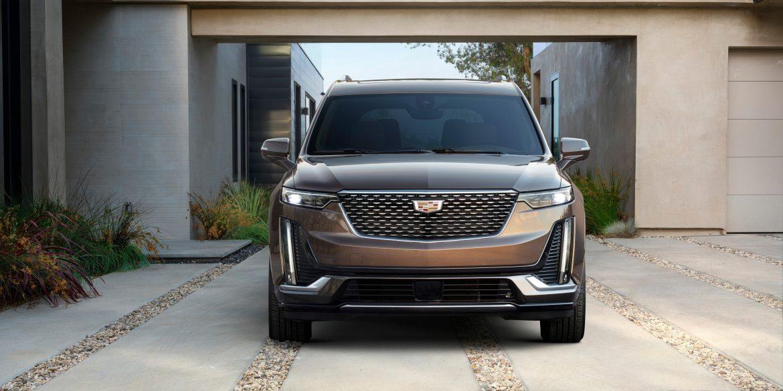 US Cadillac Sales Data