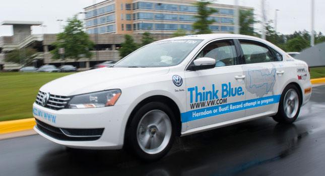 VW Passat Clean Diesel
