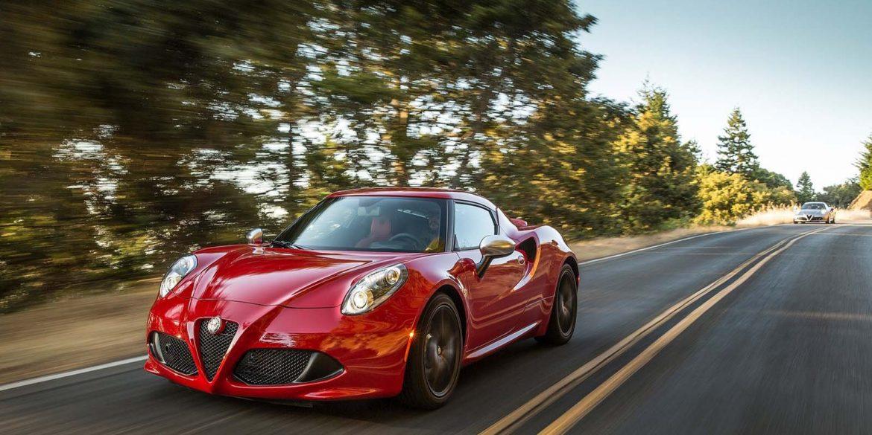 Alfa Romeo Car Sales