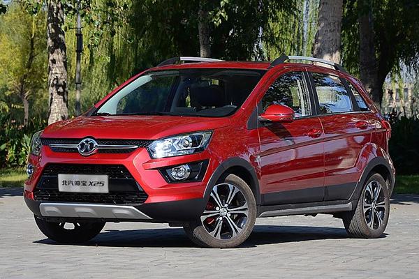 Auto-sales-statistics-China-BAIC-Senova_X25-SUV