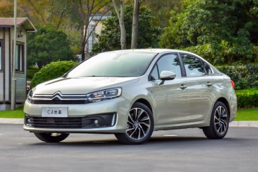 Auto-sales-statistics-China-Citroen_C4_sedan