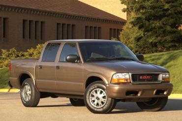 GMC_Sonoma-US-car-sales-statistics