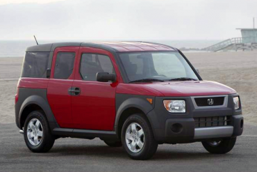 Honda_Element-US-car-sales-statistics