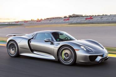 Porsche_918_Spyder-US-car-sales-statistics