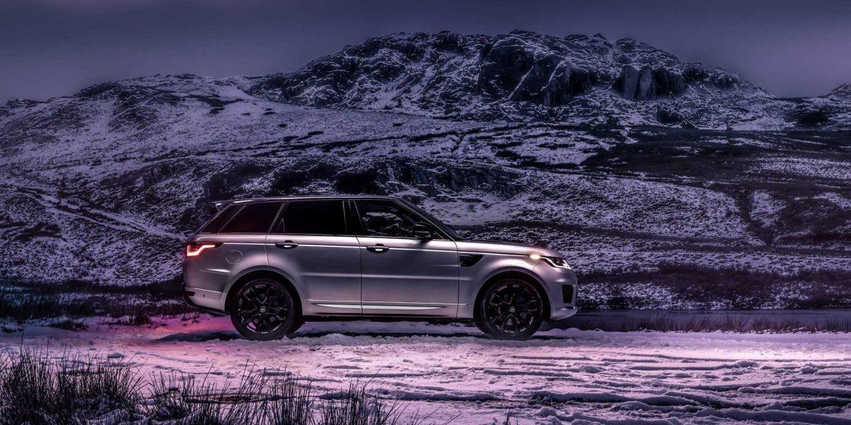 Range Rover U.S Sales Figures