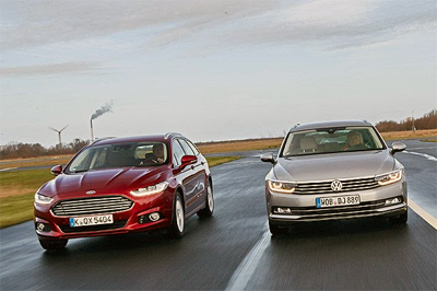 Volkswagen_Passat-Ford_Mondeo-european_car_sales-2015-midsized_car_segment