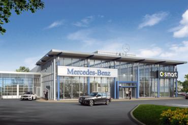 European-auto-sales-statistics-2015-October-Mercedes_Benz-dealership