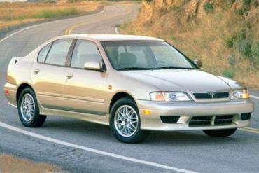 Infiniti_G20-US-car-sales-statistics