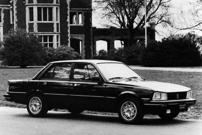 Peugeot_505-US-car-sales-1985-models