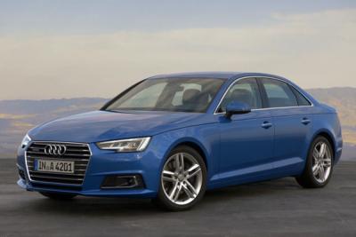 Audi_A4-S4-auto-sales-statistics-Europe