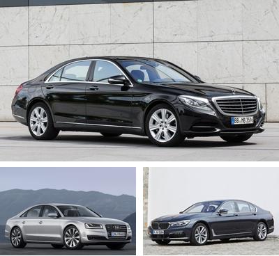 Limousine-segment-European-sales-2015-Mercedes_Benz_S_Class-Audi_A8-BMW_7_series