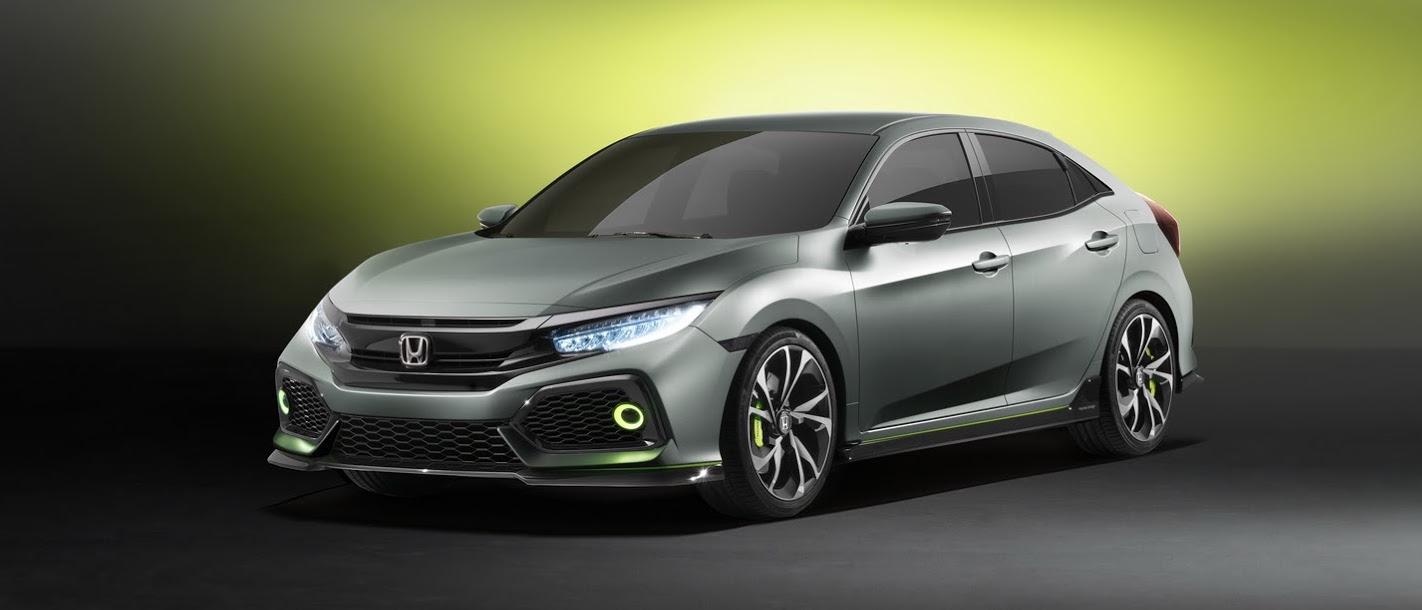 Honda Civic Hatch Concept