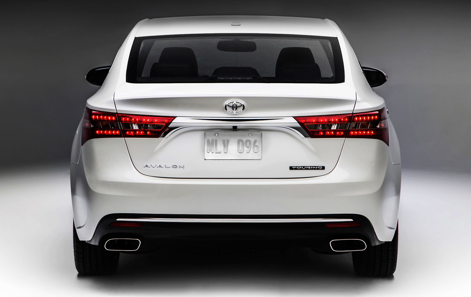 Toyota Avalon rear