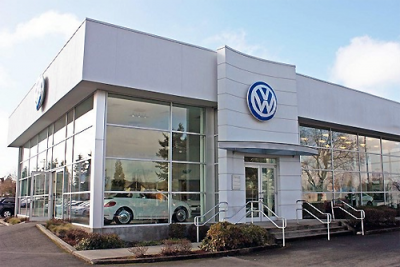 Volkswagen-US-dealership