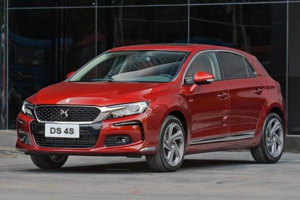 Auto-sales-statistics-China-DS_4S-hatchback
