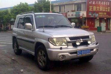 Auto-sales-statistics-China-Mitsubishi_Pajero_iO-SUV