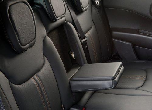 Fiat Toro Interior