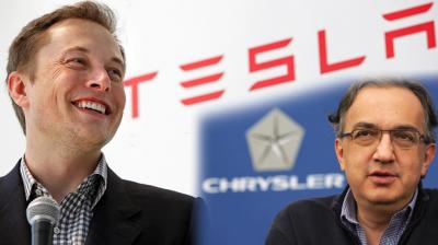 Tesla_CEO-Elon_Musk-FCA_CEO-Sergio_Marchionne