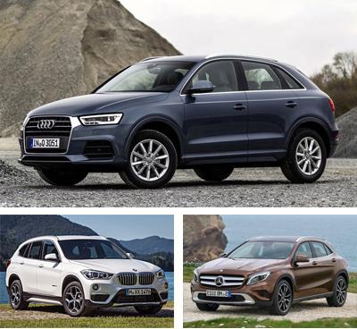 Compact_Premium_Crossover-segment-European-sales-2016_Q1-Audi_Q3-BMW_X1-Mercedes_Benz_GLA