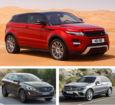 Midsized_Premium_SUV-segment-European-sales-2016_Q1-Range_Rover_Evoque-Volvo_XC60-Mercedes_Benz_GLC
