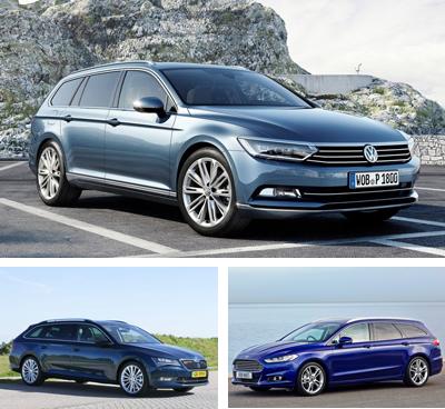 Midsized_car-segment-European-sales-2016_Q1-Volkswagen_Passat-Skoda_Superb-Ford_Mondeo
