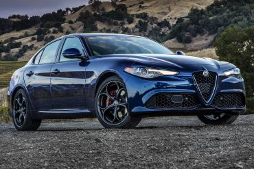 Alfa Romeo Giulia Sales Data - Europe
