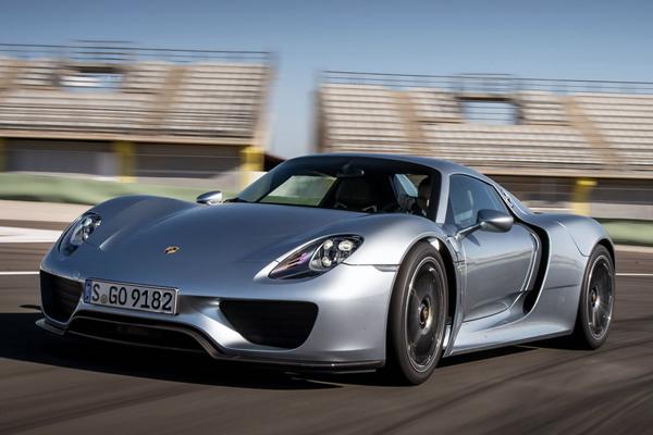 Porsche_918_Spyder-auto-sales-statistics-Europe