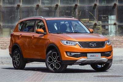 Auto-sales-statistics-China-Chery_Cowin_X3-SUV