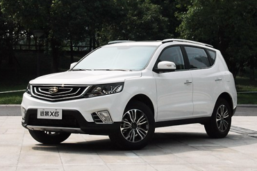 Auto-sales-statistics-China-Geely_Vision_X6-SUV