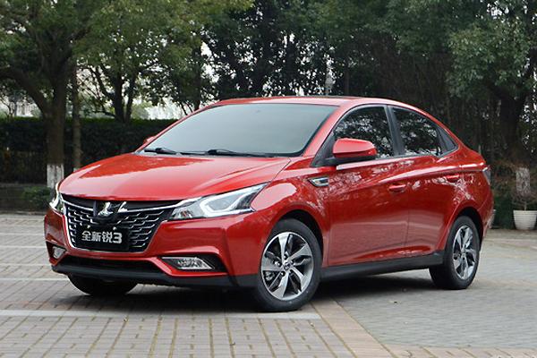 Auto-sales-statistics-China-Luxgen_3_sedan