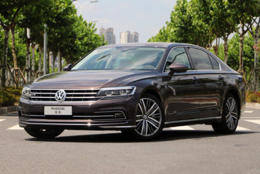 Auto-sales-statistics-China-Volkswagen_Phideon-sedan