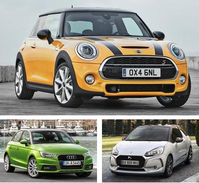 Small_Premium_Car-segment-European-sales-2016_Q2-Mini_Cooper-Audi_A1-DS3