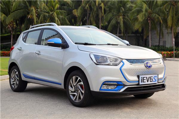 Auto-sales-statistics-China-JAC_IEV6S-EV