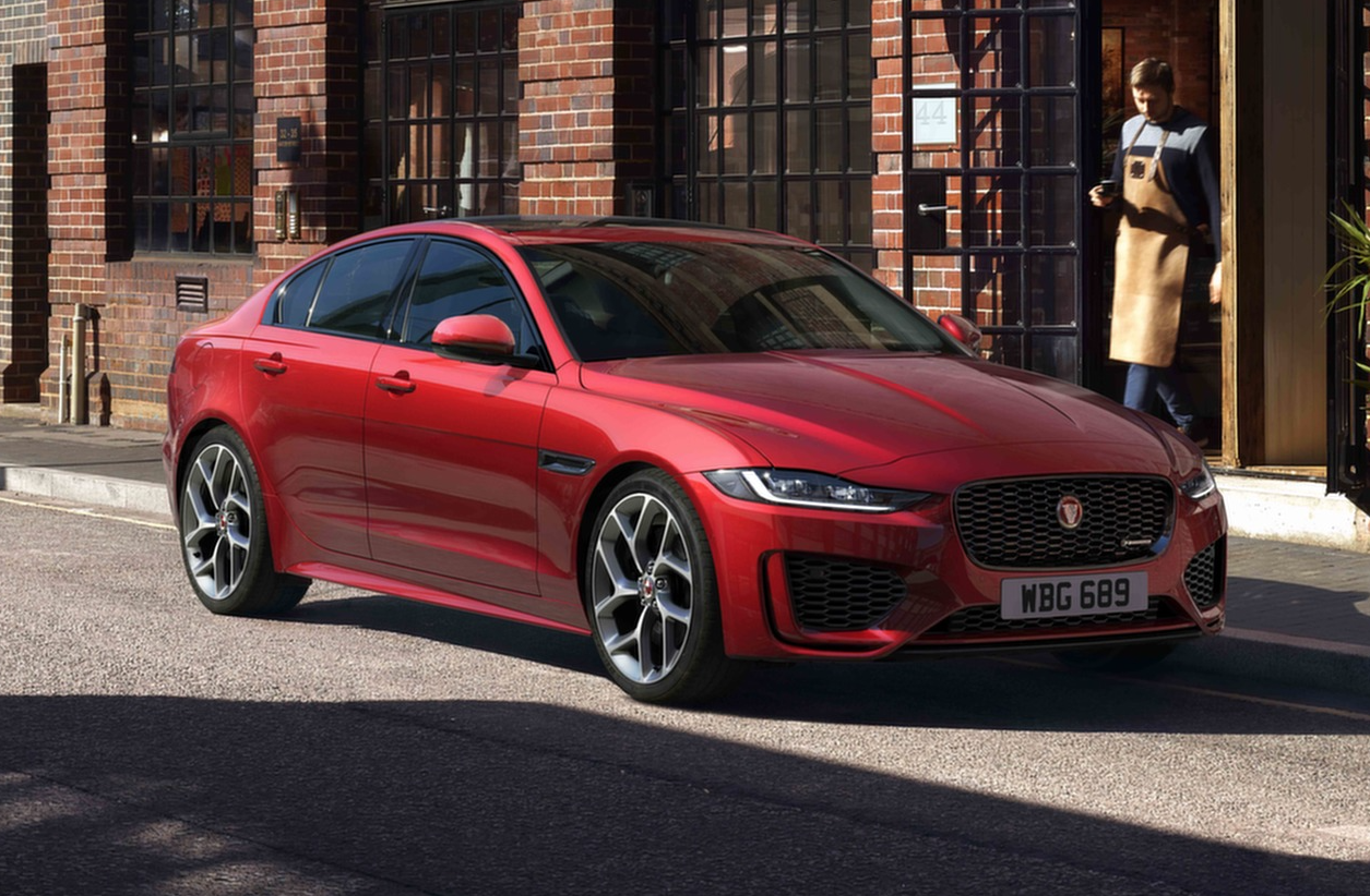 jaguar china sales