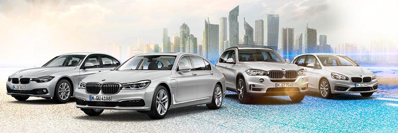BMW-PHEV-models