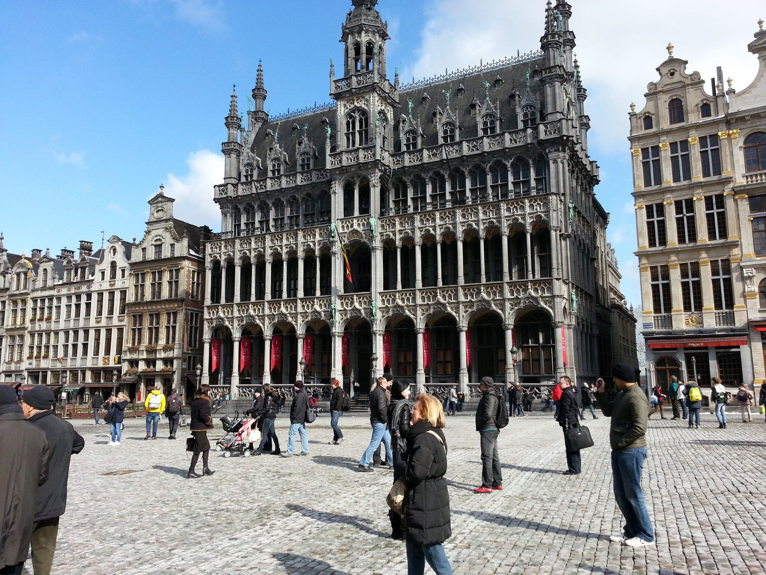 Belgium Car Sales Data