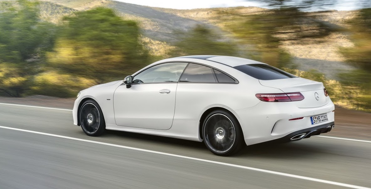 Look A Like Mercedes Benz E Class Coupe And Carsalesbase Com