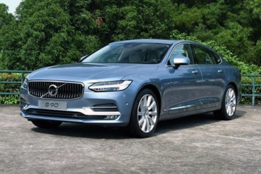 Auto-sales-statistics-China-Volvo_S90-sedan