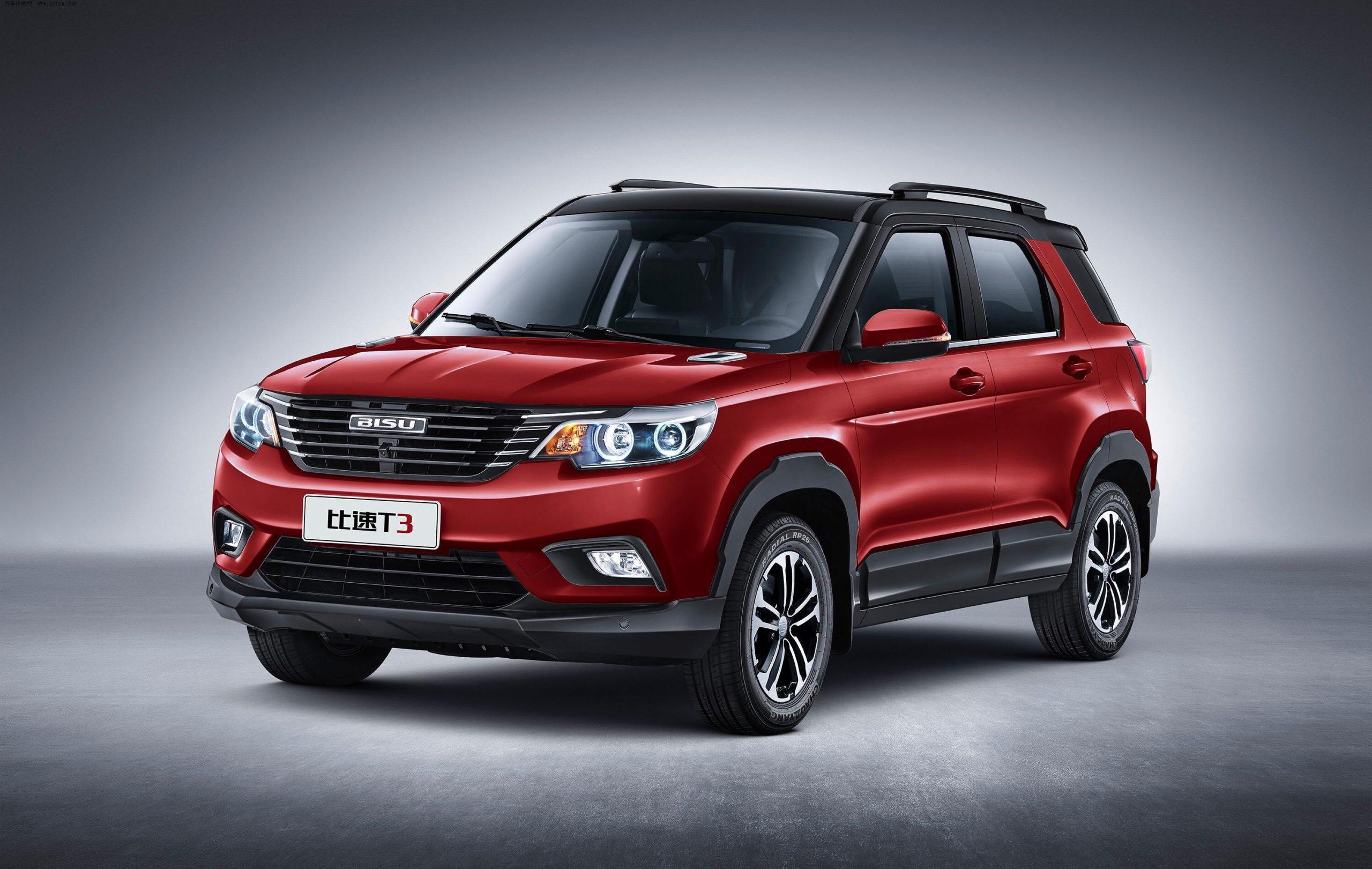 Bisu Auto China Sales Figures
