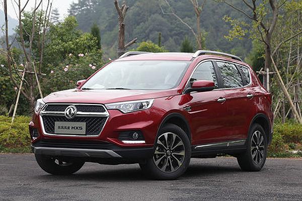 Auto-sales-statistics-China-Dongfeng_Fengdu_MX5-SUV