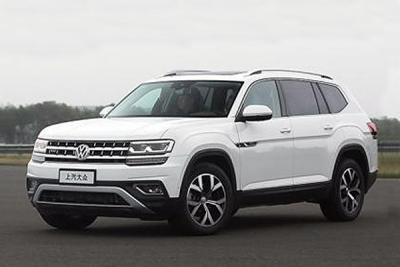 Auto-sales-statistics-China-Volkswagen_Teramont-SUV