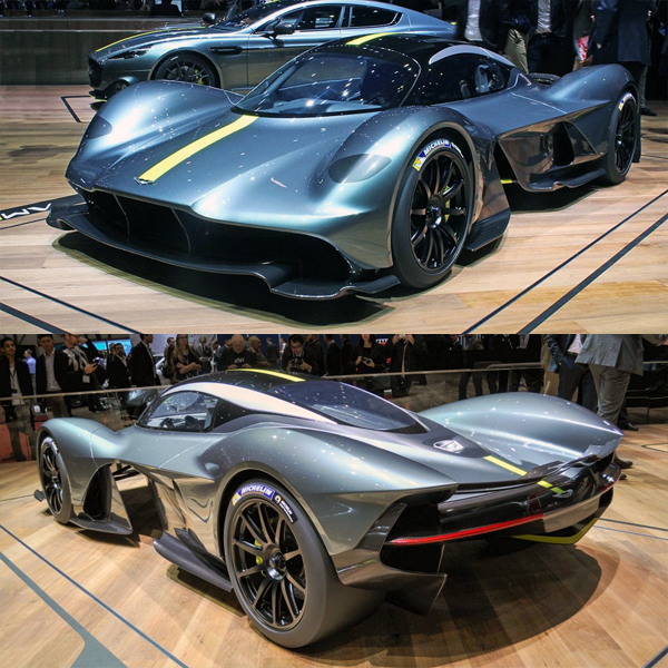 Aston Martin Valkyrie Sport: 2017-Geneva_Auto_Show-Aston_Martin_Valkyrie