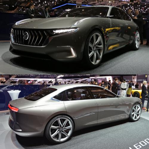 2017-Geneva_Auto_Show-Pininfarina_H600-concept