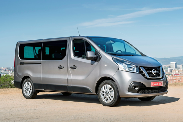Nissan-NV300-auto-sales-statistics-Europe