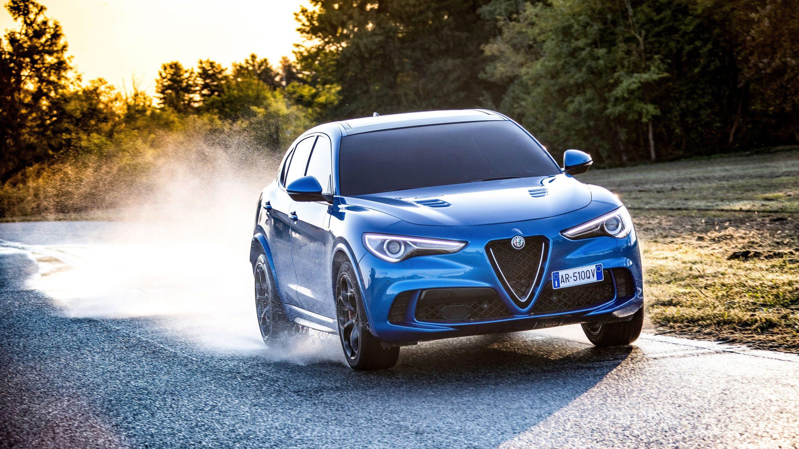 Alfa Romeo Stelvio - Europe Sales